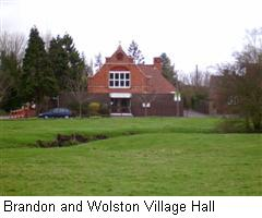 Brandon & Wolston Village Hall