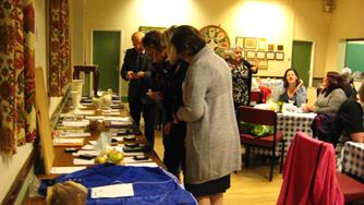 Pudding Evening and Silent Auction